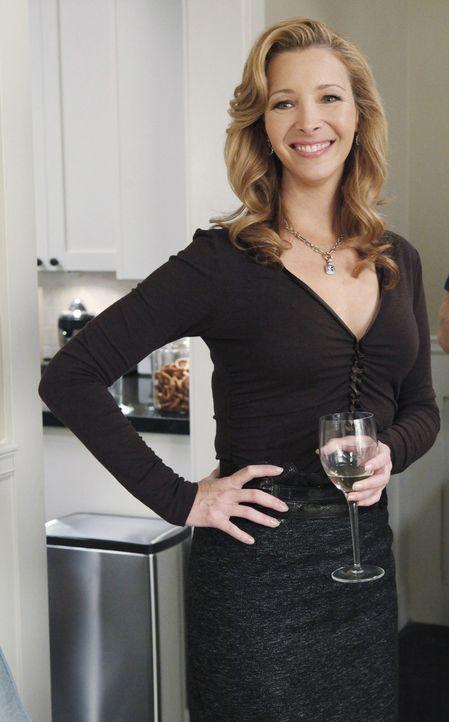 Die fieseste Ärztin der Welt: Dr. Evans (Lisa Kudrow) ... - Bildquelle: 2009 ABC INC.