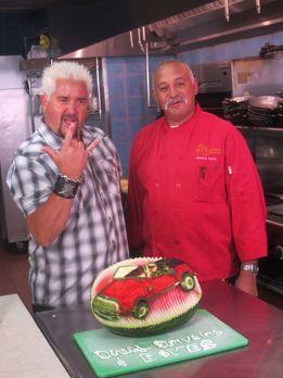 American Food Trip - mit Guy Fieri - Ein ganz besonderer Besuch ist es für Gu...