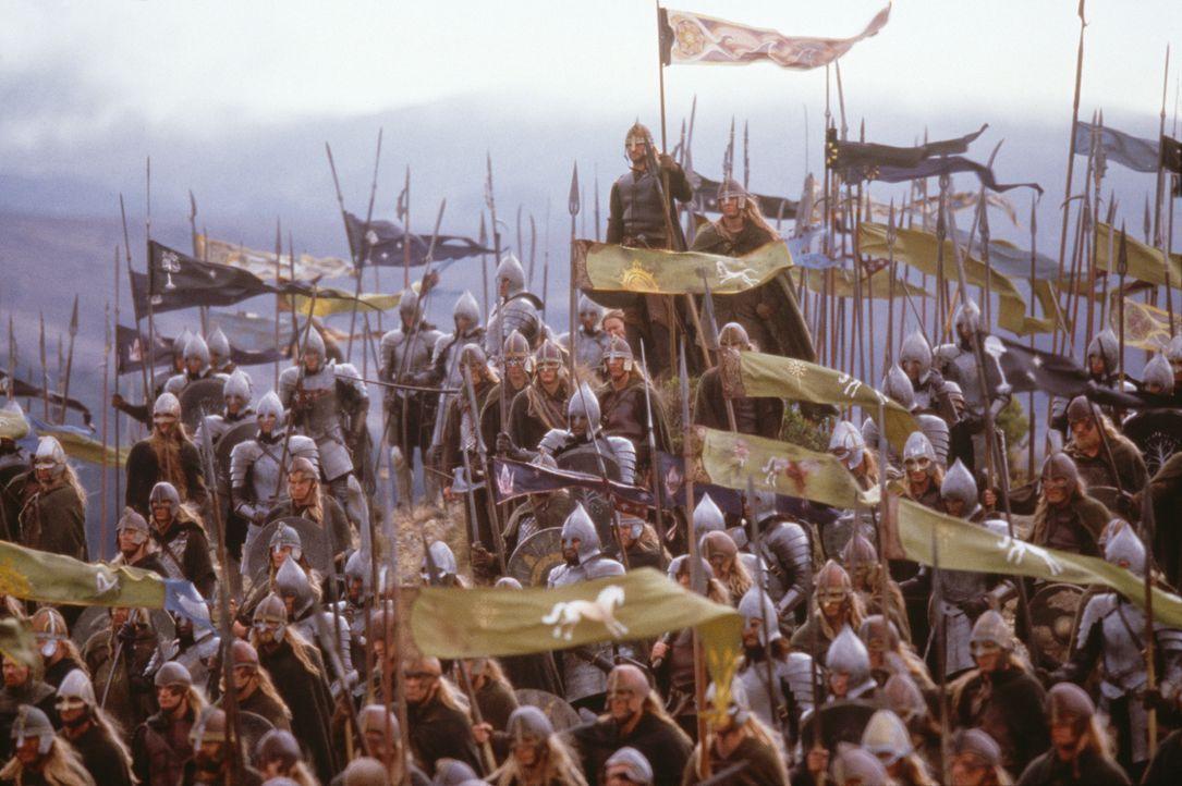 Auf der Reise nach Mordor muss sich die Gemeinschaft vielen Gefahren stellen ... - Bildquelle: Warner Brothers