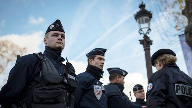 Polizei in Frankreich