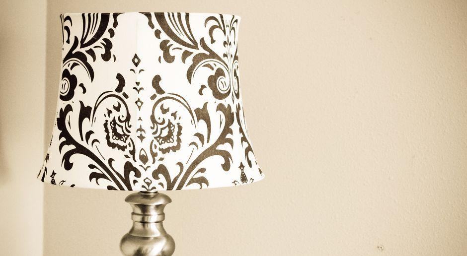 lampenschirm versch nern home ideen. Black Bedroom Furniture Sets. Home Design Ideas