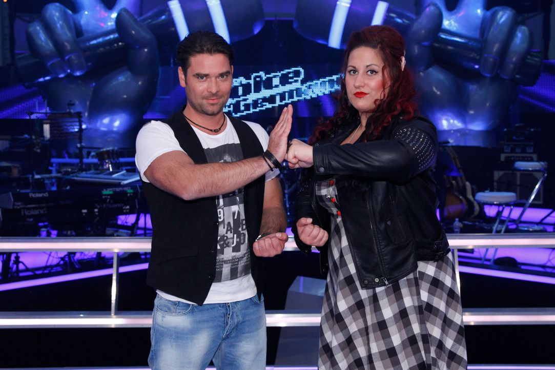 battle-sebastian-vs-karo-01-the-voice-of-germany-huebnerjpg 2448 x 1632 - Bildquelle: SAT.1/ProSieben/Richard Hübner