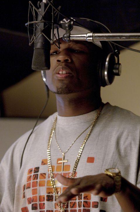 Im Knast fasst Marcus (50 Cent) den Entschluss, seinen Traum vom großen Musiker wahr werden zu lassen ... - Bildquelle: 2005 by PARAMOUNT PICTURES. All Rights Reserved.