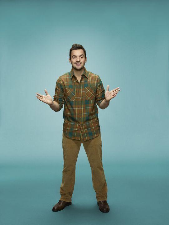 (4. Staffel) - Nimmt Nick (Jake Johnson) sein Leben endlich in die Hand? - Bildquelle: 2014 Twentieth Century Fox Film Corporation. All rights reserved.