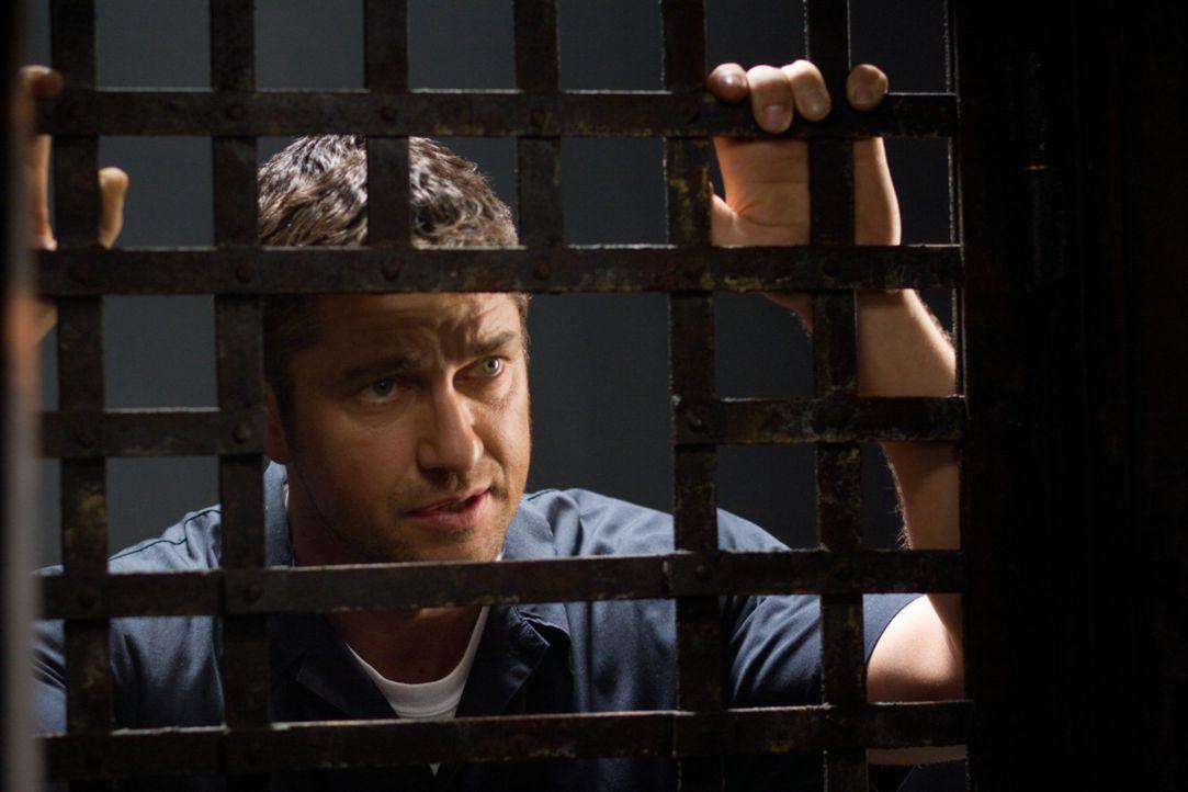 Als der Mörder seiner Familie aufgrund verwandtschaftlicher Beziehungen nur zu drei Jahren Gefängnis verurteilt wird, während der Mitläufer hing... - Bildquelle: 2009   Constantin Film Verleih GmbH