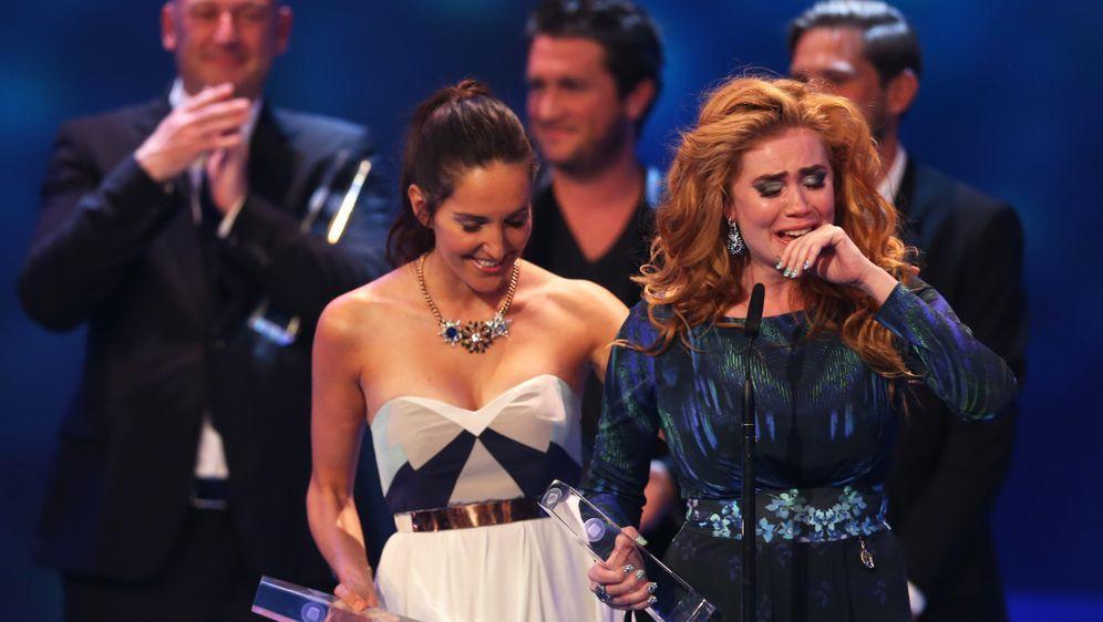 Deutscher Fernsehpreis 2013 Vergibt Trophäen Got To Dance Ist