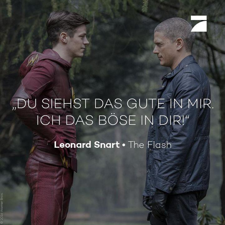 Leonard Snart - Bildquelle: Warner Bros.