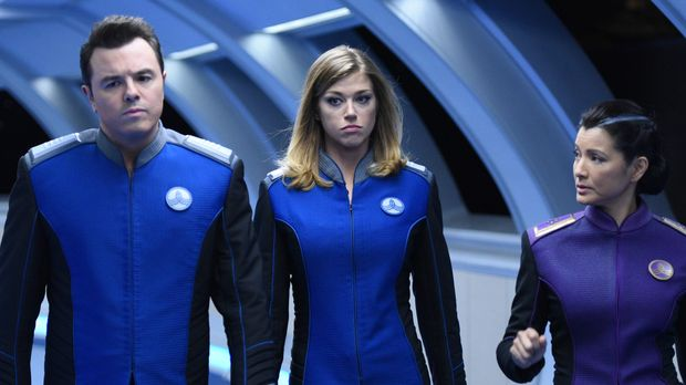 The Orville - The Orville - Staffel 1 Episode 6: Krill