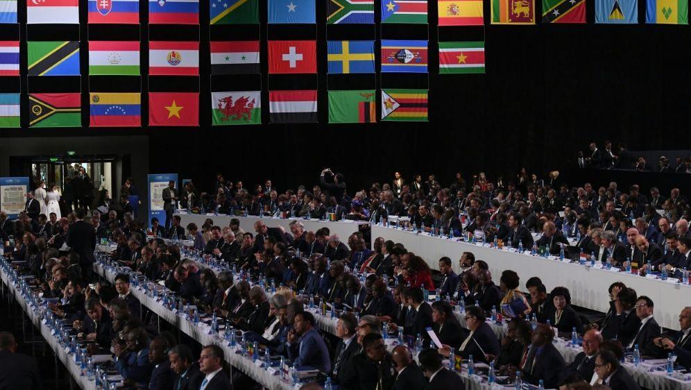 Ghana fehlt beim 68. FIFA-Kongress - Bildquelle: AFPSIDKIRILL KUDRYAVTSEV