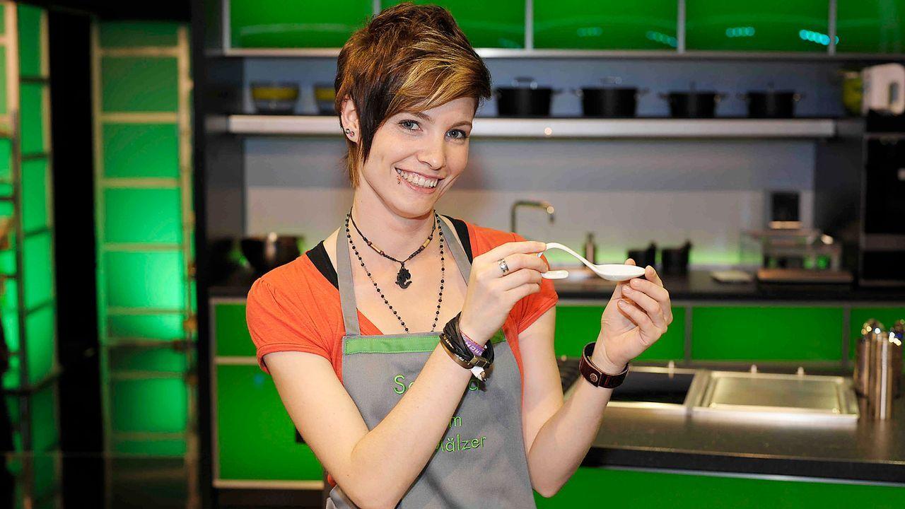 The-Taste-Epi01-Kandidaten-Sabrina-1-SAT1-Oliver-S - Bildquelle: SAT.1/Oliver S.