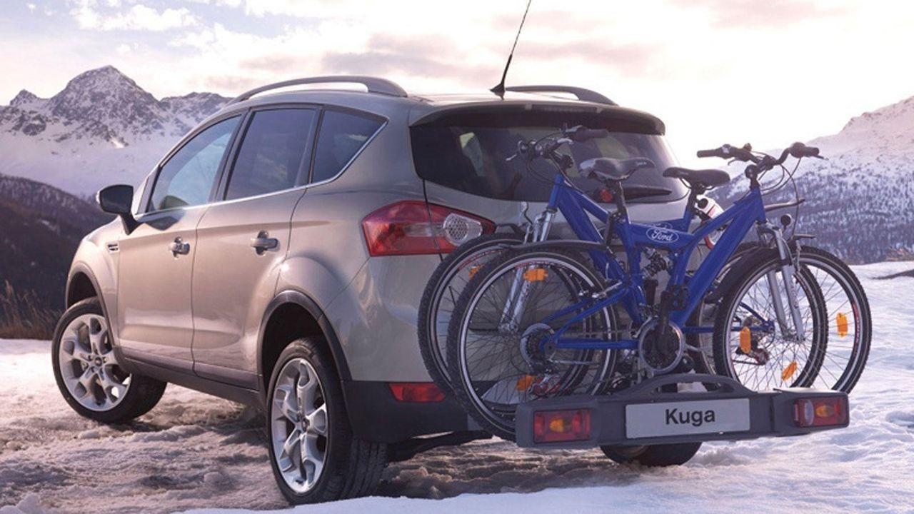 Fahrradträger - Bildquelle: Ford