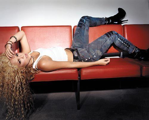 Galerie Shakira | Frühstücksfernsehen | Ratgeber & Magazine - Bildquelle: Vincent Peters - Sony BMG