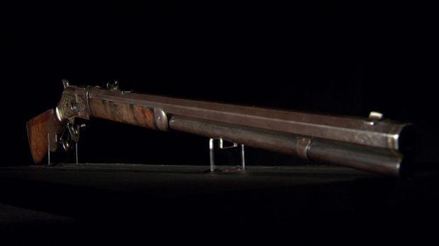 Don Wildman untersucht eine tödliche Waffe aus dem Wilden Westen und eine App...