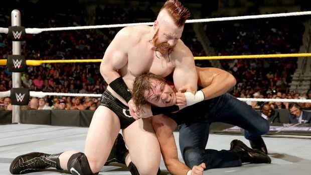 SmackDown vom 1809 © WWE